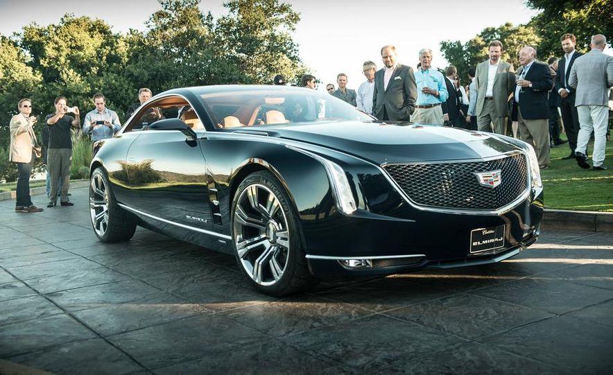 Cadillac Elmiraj concept - Slide 1