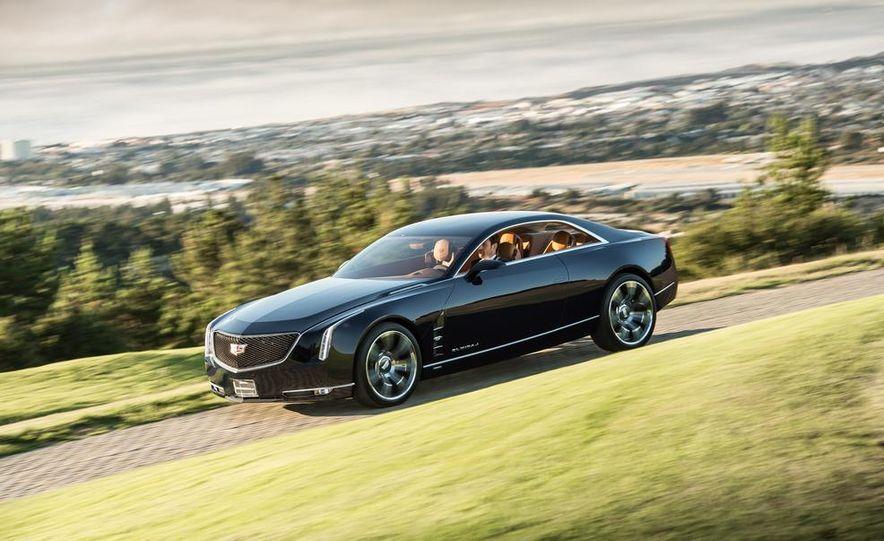 Cadillac Elmiraj concept - Slide 2