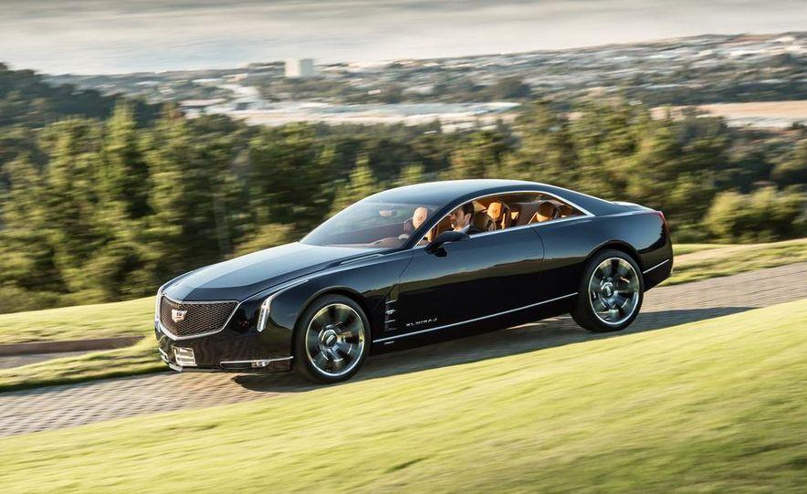 Cadillac Elmiraj concept - Slide 3