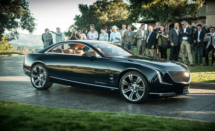 Cadillac Elmiraj concept - Slide 4