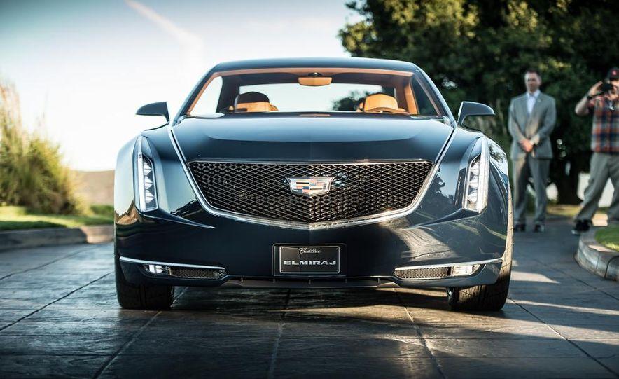 Cadillac Elmiraj concept - Slide 5