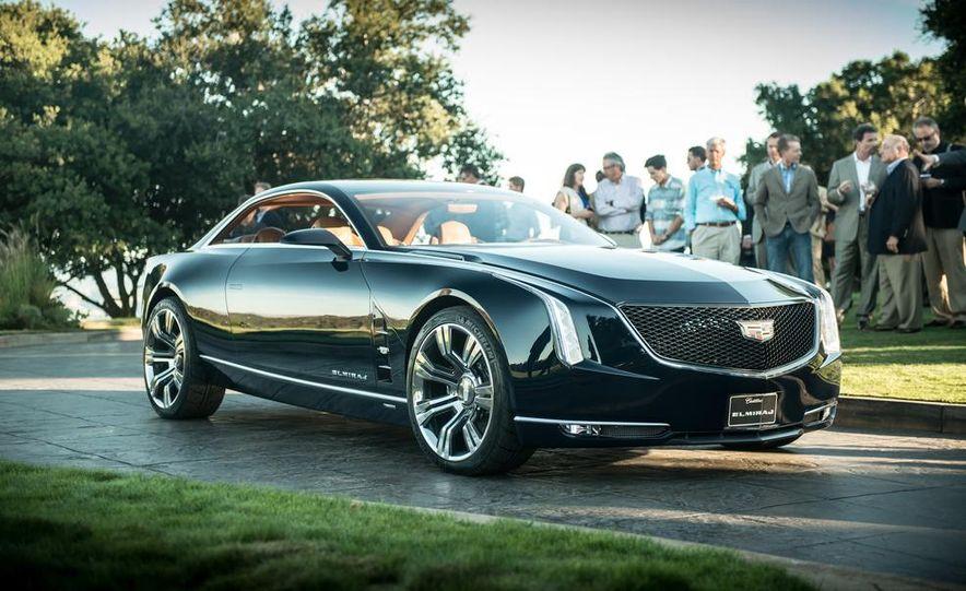 Cadillac Elmiraj concept - Slide 6