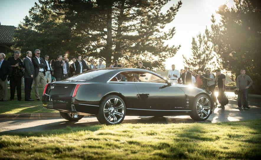 Cadillac Elmiraj concept - Slide 7
