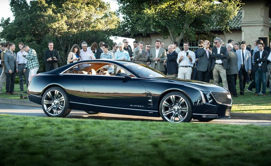 Cadillac Elmiraj concept - Slide 8