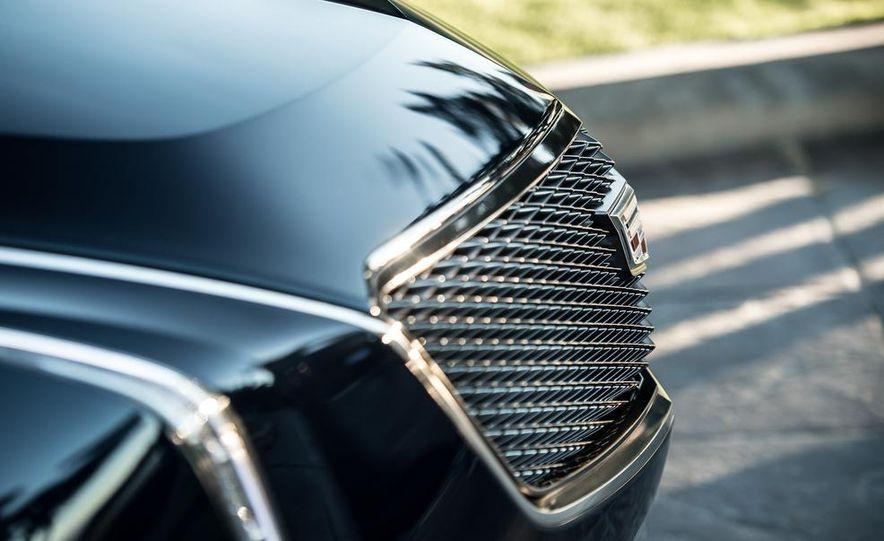 Cadillac Elmiraj concept - Slide 10