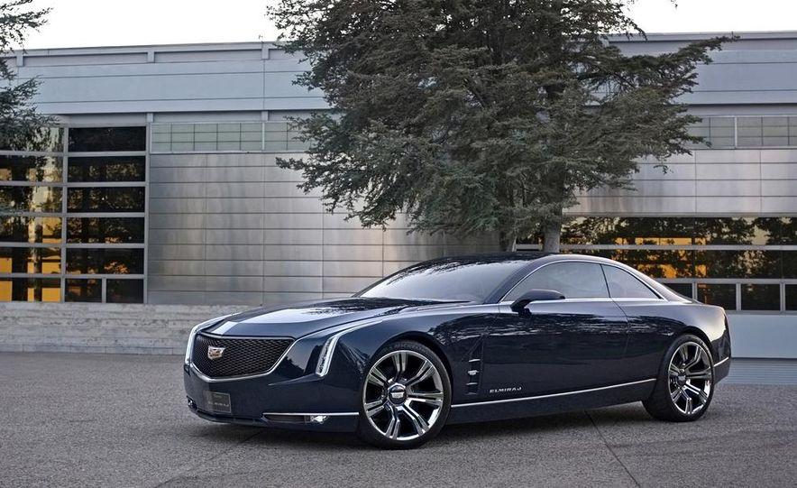Cadillac Elmiraj concept - Slide 23