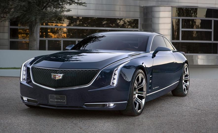 Cadillac Elmiraj concept - Slide 24