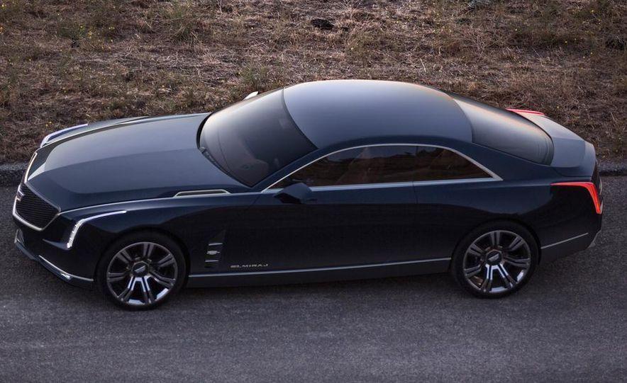 Cadillac Elmiraj concept - Slide 25