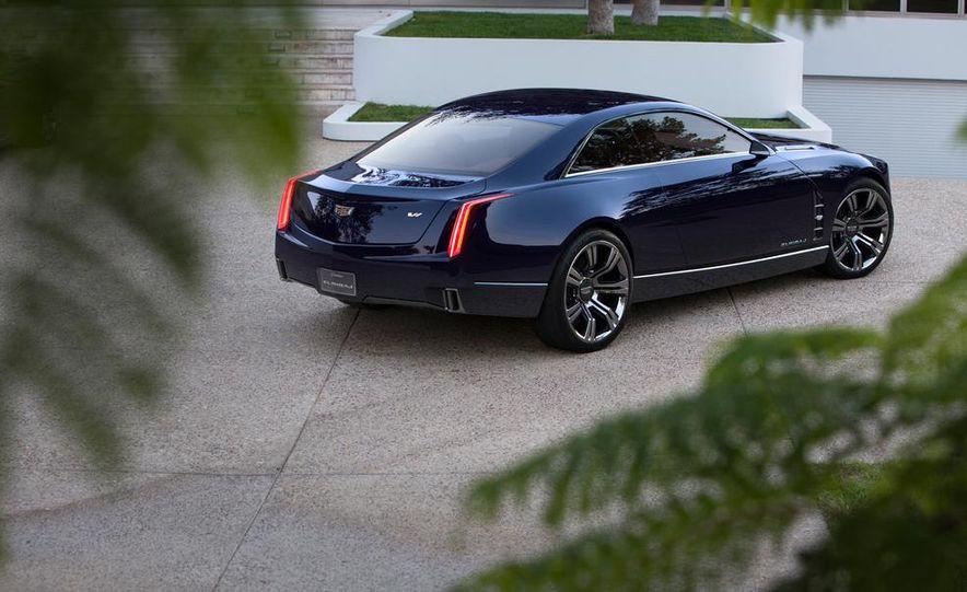Cadillac Elmiraj concept - Slide 26