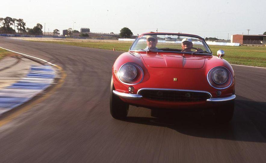 Ferrari 275 GTB/4 NART Spyder - Slide 2