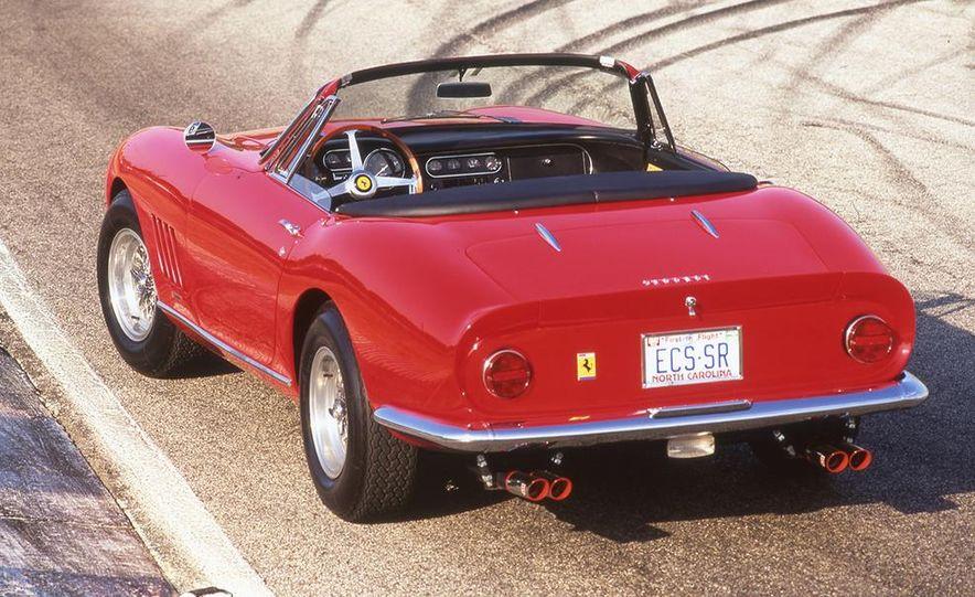 Ferrari 275 GTB/4 NART Spyder - Slide 5