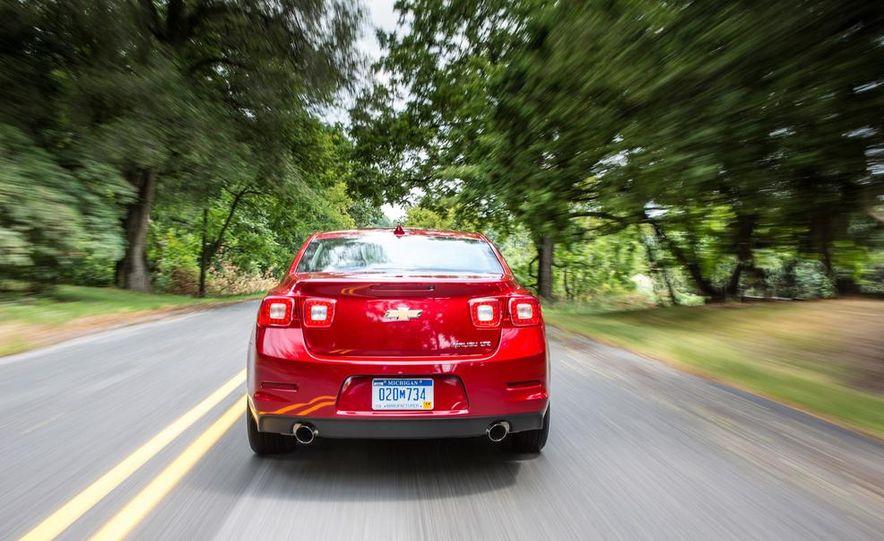 2014 Chevrolet Malibu - Slide 14