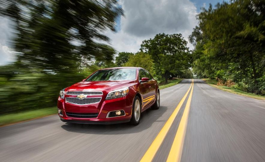 2014 Chevrolet Malibu - Slide 16
