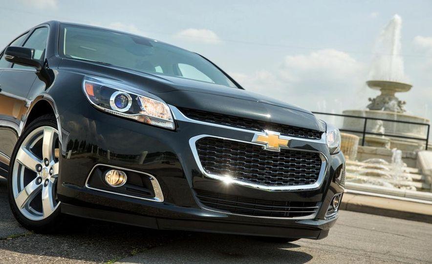 2014 Chevrolet Malibu - Slide 5