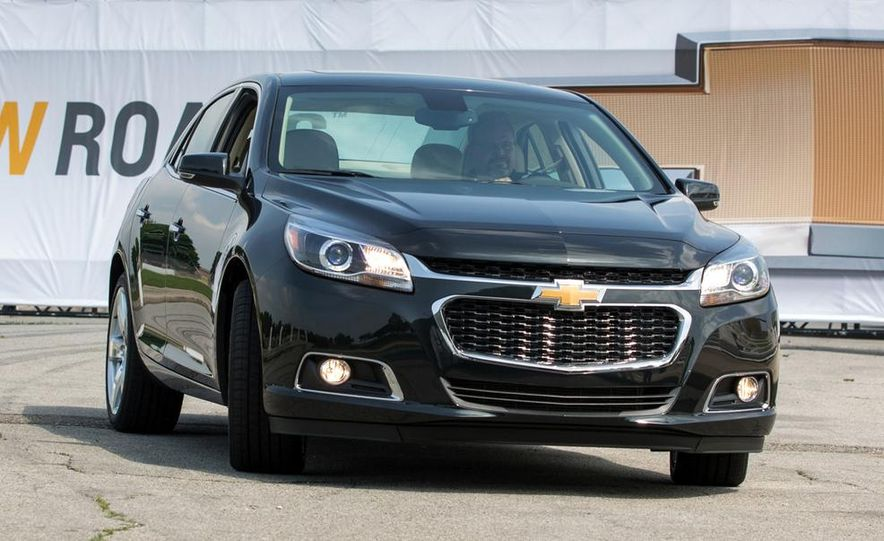 2014 Chevrolet Malibu - Slide 8
