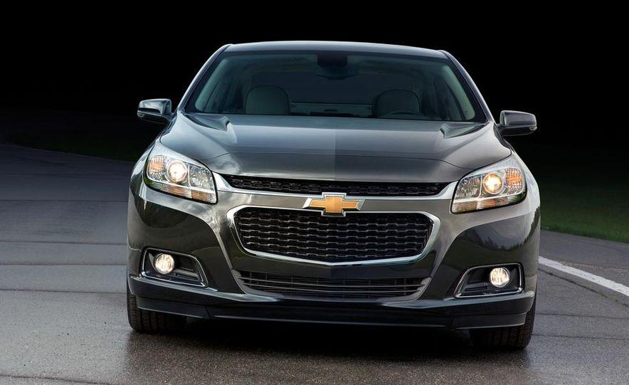2014 Chevrolet Malibu - Slide 10