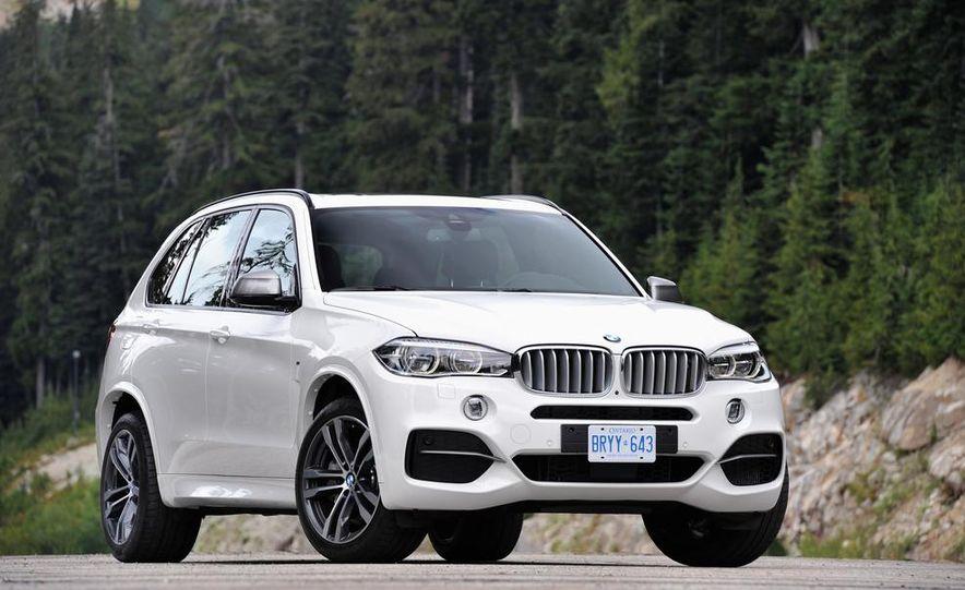 2014 BMW X5 M50d (Euro-spec) - Slide 1