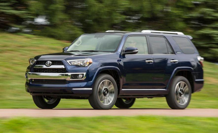 2014 Toyota 4Runner Limited - Slide 1