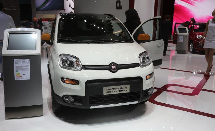 2014 Fiat Panda 4x4 Antartica Special Edition - Slide 1