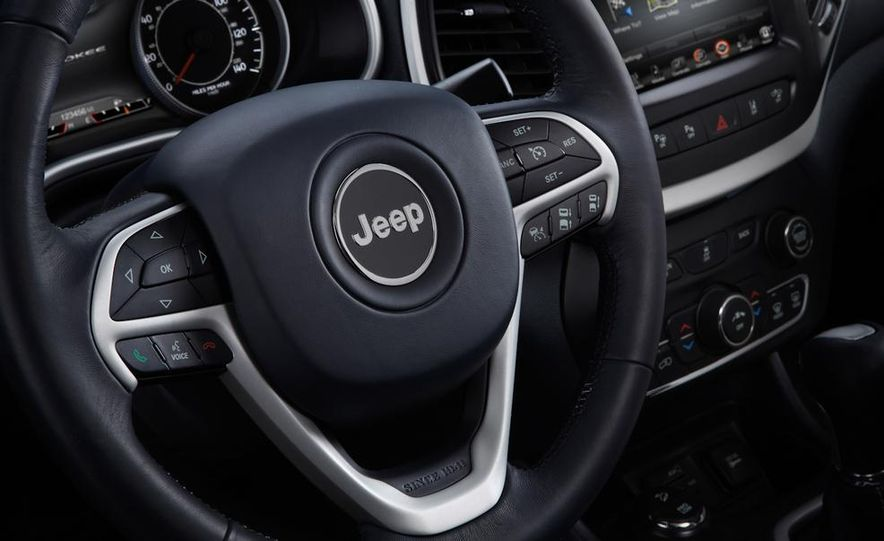 2014 Jeep Cherokee Limited - Slide 44