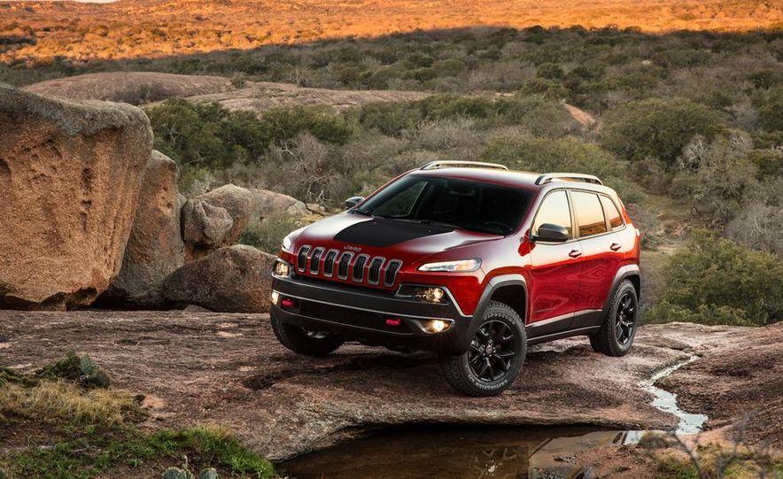 2014 Jeep Cherokee Limited - Slide 50