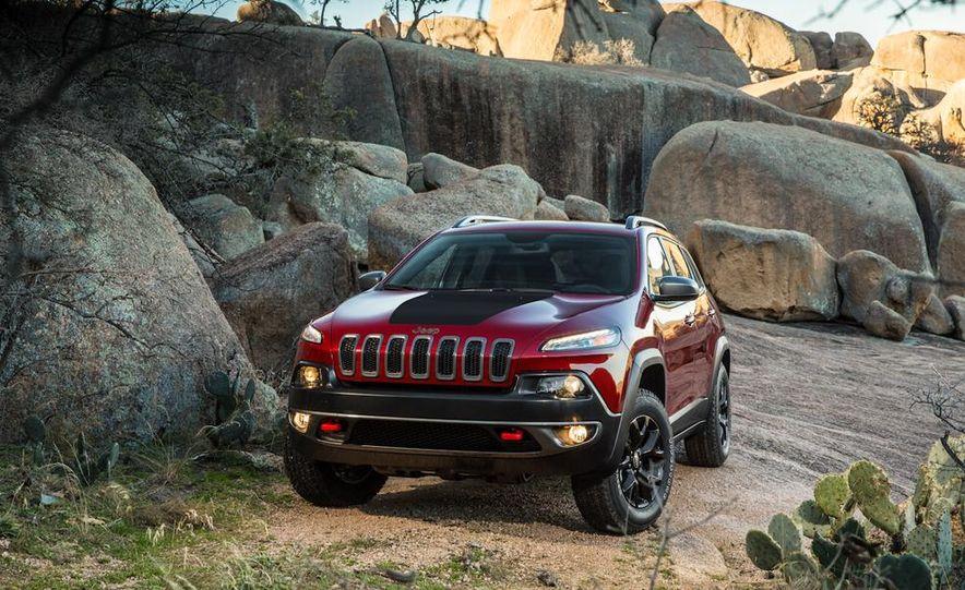2014 Jeep Cherokee Limited - Slide 56