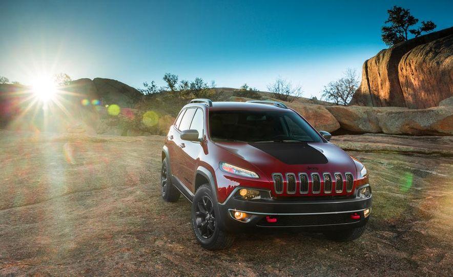 2014 Jeep Cherokee Limited - Slide 60