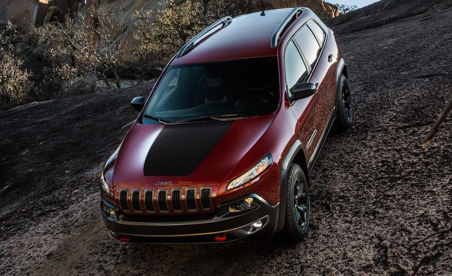 2014 Jeep Cherokee Limited - Slide 61