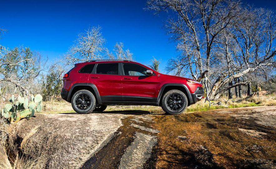 2014 Jeep Cherokee Limited - Slide 62