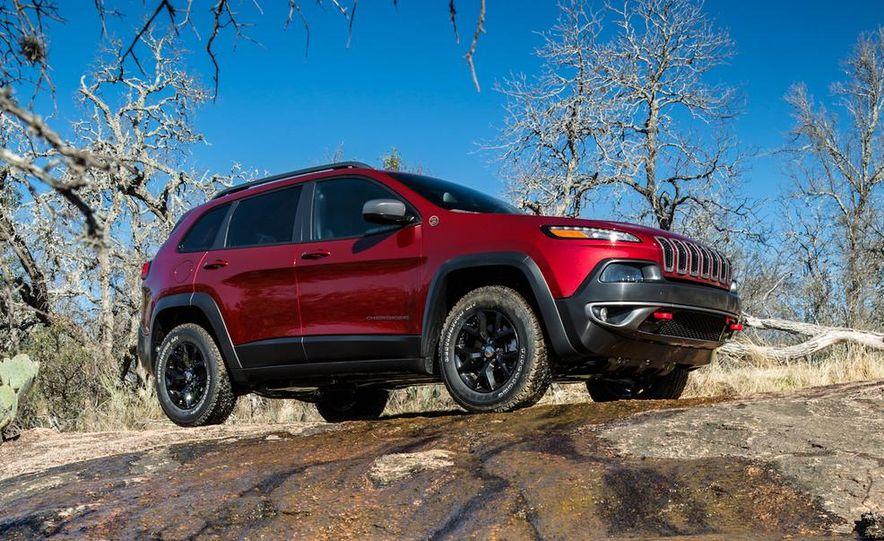 2014 Jeep Cherokee Limited - Slide 63