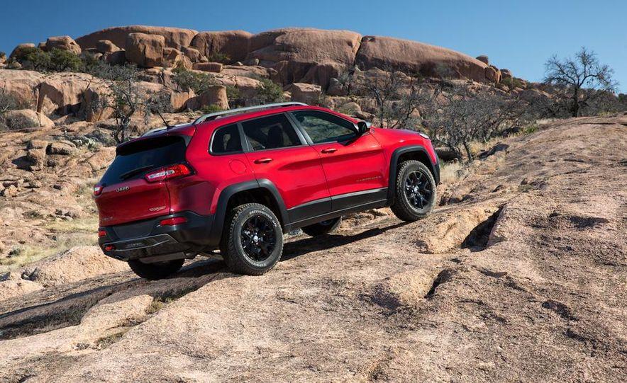 2014 Jeep Cherokee Limited - Slide 64