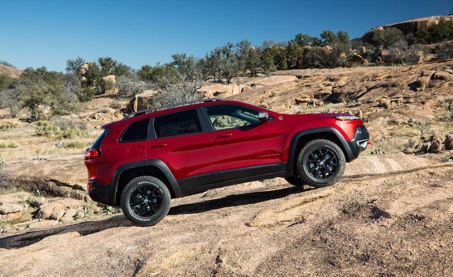 2014 Jeep Cherokee Limited - Slide 67