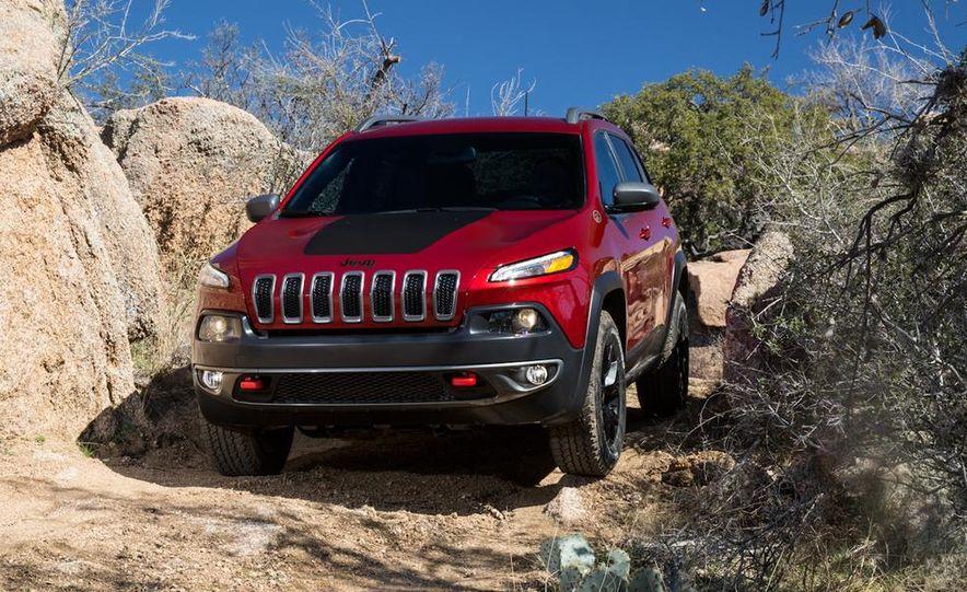 2014 Jeep Cherokee Limited - Slide 70