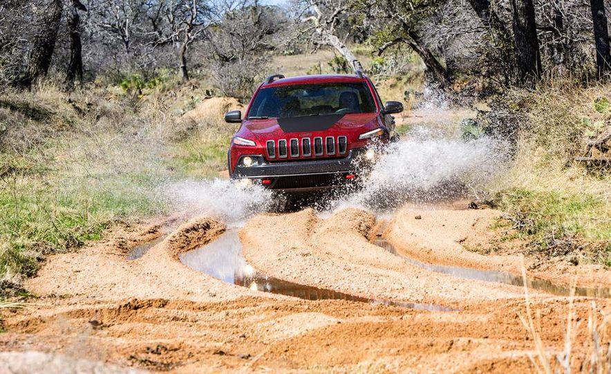 2014 Jeep Cherokee Limited - Slide 71