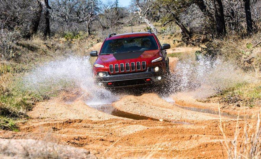 2014 Jeep Cherokee Limited - Slide 72