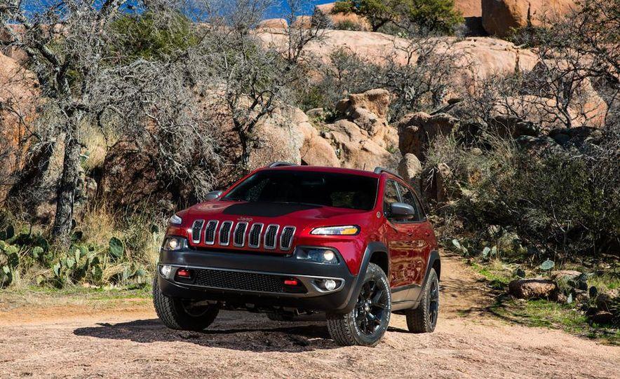 2014 Jeep Cherokee Limited - Slide 73