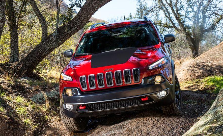 2014 Jeep Cherokee Limited - Slide 75