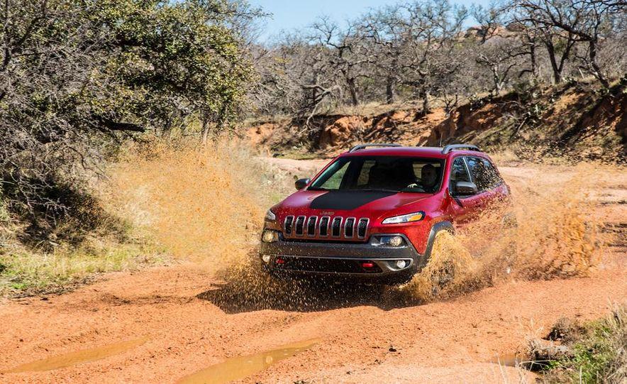 2014 Jeep Cherokee Limited - Slide 76
