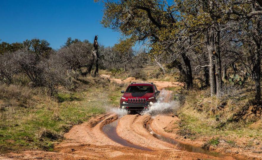 2014 Jeep Cherokee Limited - Slide 77