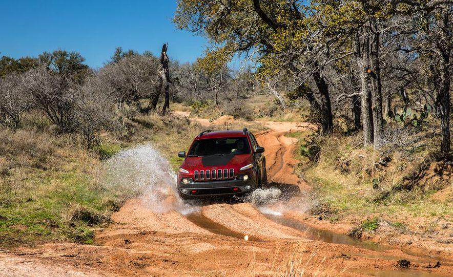 2014 Jeep Cherokee Limited - Slide 78