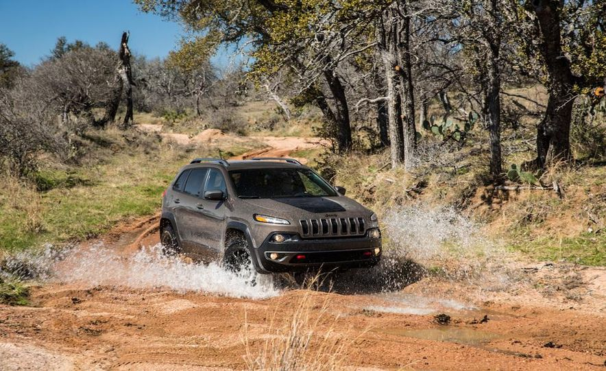 2014 Jeep Cherokee Limited - Slide 80