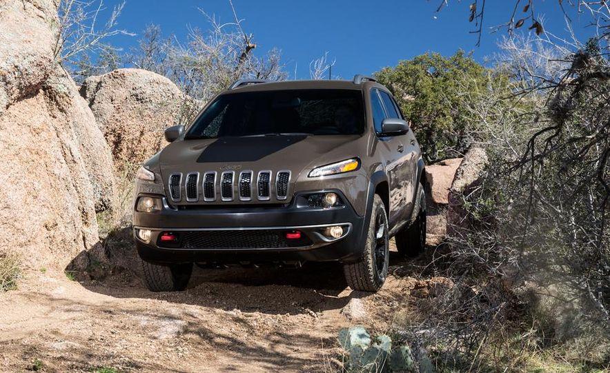 2014 Jeep Cherokee Limited - Slide 83