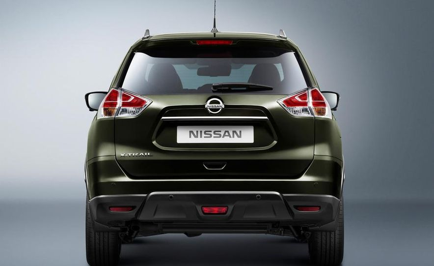 Nissan X-Trail - Slide 30