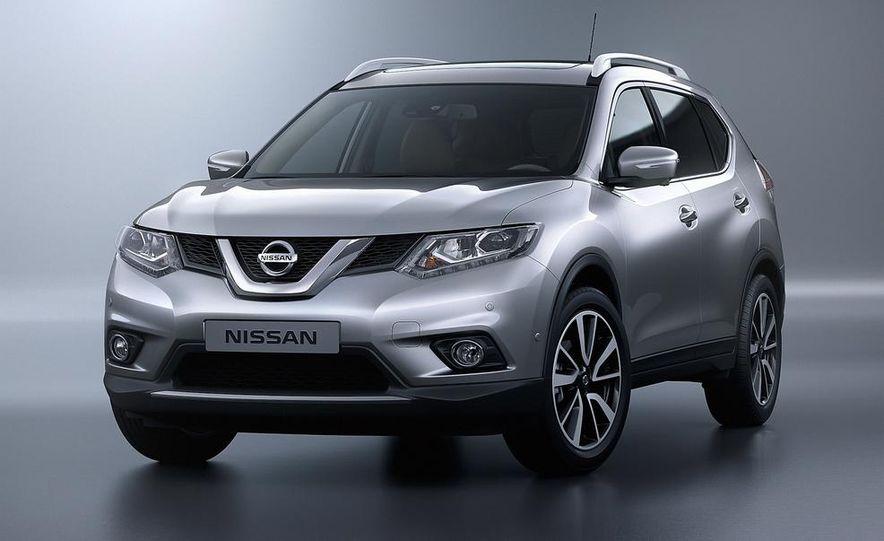 Nissan X-Trail - Slide 50