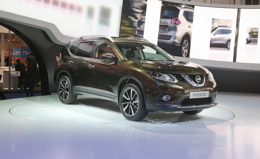 Nissan X-Trail - Slide 1