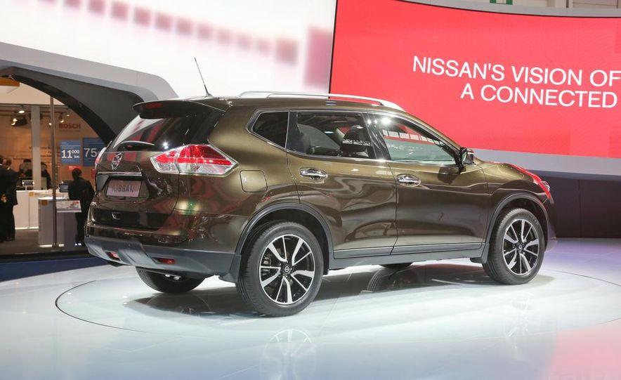 Nissan X-Trail - Slide 7