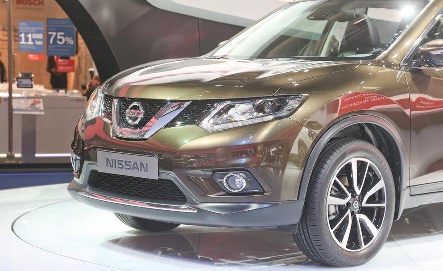 Nissan X-Trail - Slide 13