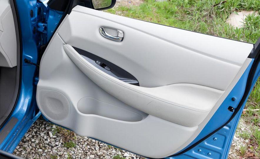 2013 Nissan Leaf - Slide 49