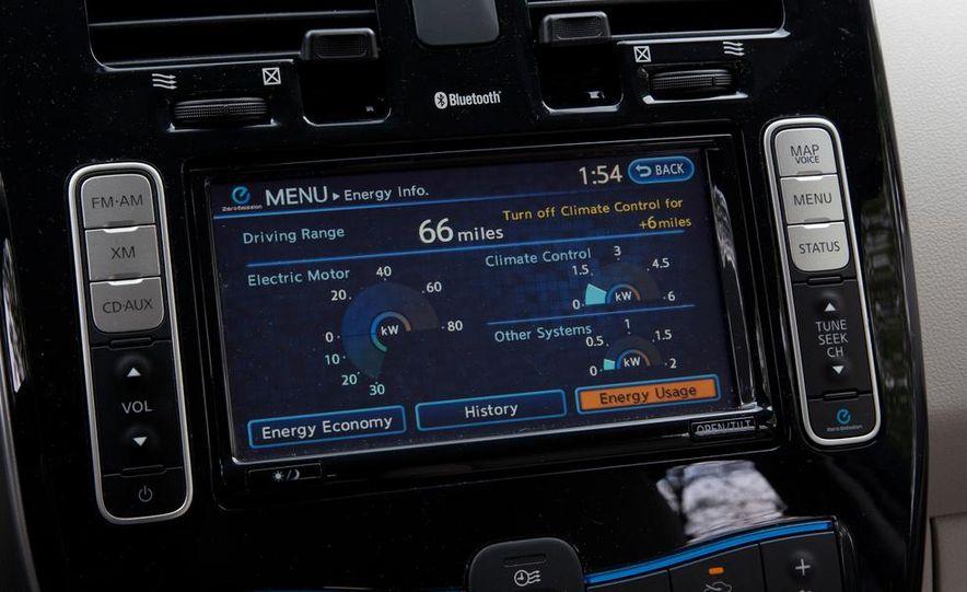 2013 Nissan Leaf - Slide 59