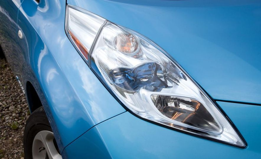 2013 Nissan Leaf - Slide 43